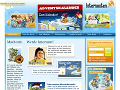 Internauten Webseite