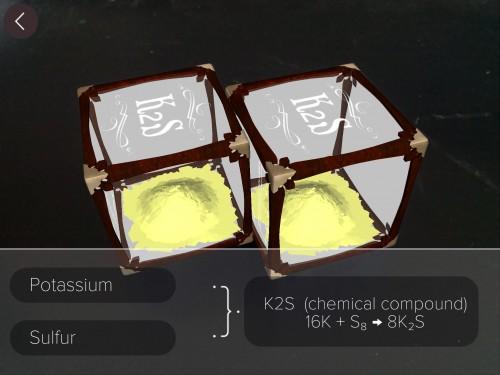 4d Elements elemente